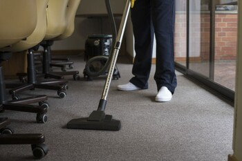 Commercial carpet cleaning in Farmers Branch, Texas