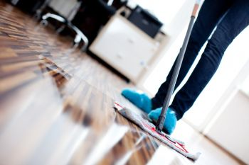 Floor Cleaning in Farmers Branch Texas by QuickDri Carpet & Tile Cleaning